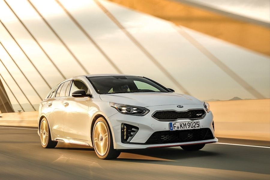 Kompakter Shooting Brake: Der neue Kia ProCeed