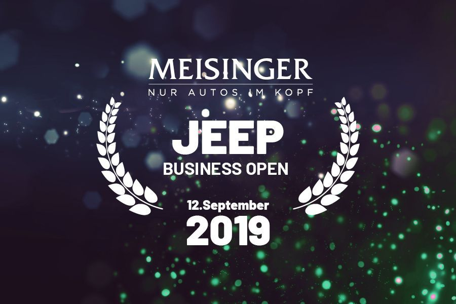 Jeep Business Open 2019